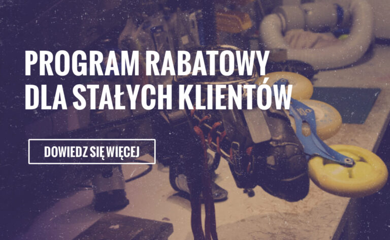 program rabatowy sklep rolkarski Freeskate Customs