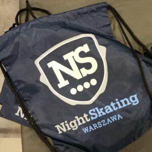 worek nightskating warszawa