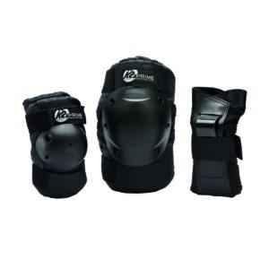 zestaw ochraniaczy k2 łokieć, nadgarstek kolano