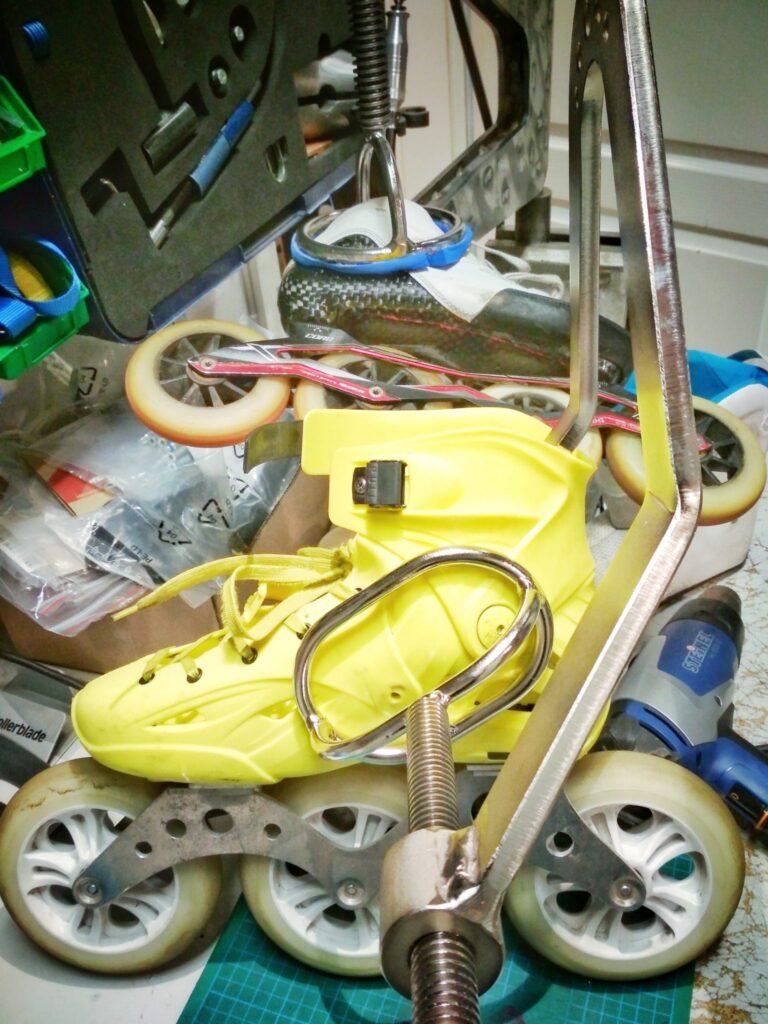 Narzędzia wykorzystywane podczas odbarczania skorupy rolek